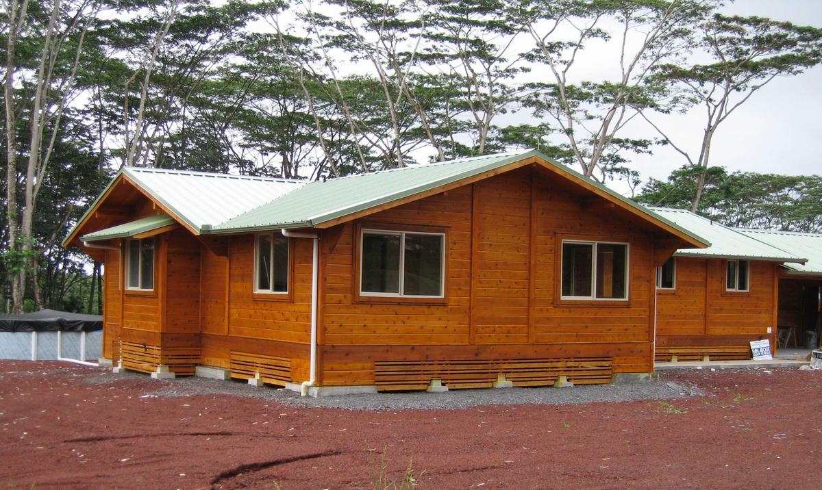 Mauna Loa Cedar Homes Custom Log cabin Timber Independent dealer for Pan Abode Cedar Homes - Cabins Floor Plans